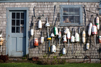 Buoys on a shack Washington Street_3468  (CH)