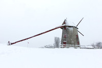 The Old Mill in Snow_2416  (CH)