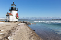 Brant Point Lighthouse in Ice_9174 (CH)