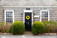 Black Sconset Door and Daffodil Wreath_9859  (CH)