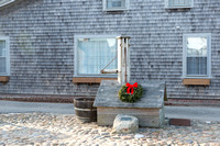 Pump Square | Siasconset | Christmas Wreath (CH)
