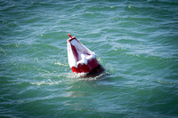 Channel Marker Buoy in Ice (CH)